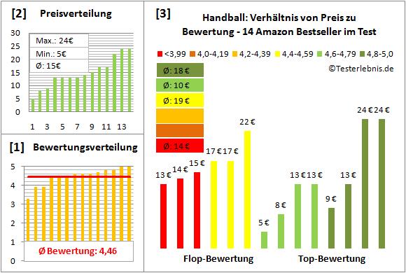 Handball Test Bewertung